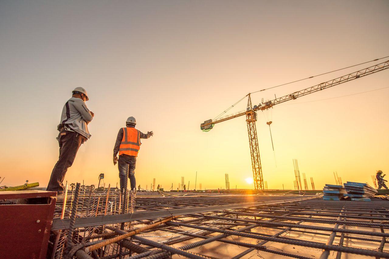 Монолитно-каркасная технология строительства