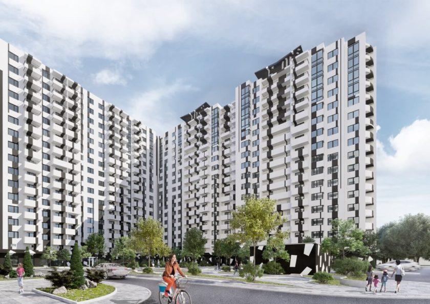 Технические характеристики квартир в HOME & PARK Comfort House